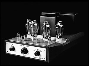 New Audio Frontiers Supreme 300B SE Int