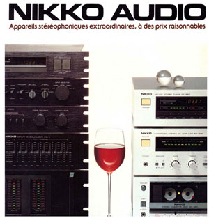 Nikko Audio