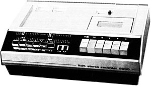 Nordmende Stereo Recorder 6000 4.434A