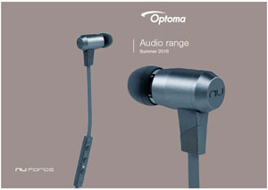 NuForce Audio Range