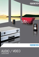 Onkyo Audio Video 2005-2006