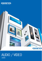 Onkyo Audio Video 2005