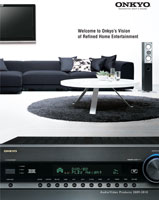 Onkyo Audio Video 2009-2010