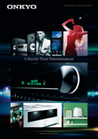 Onkyo Audio Video 2012-2013