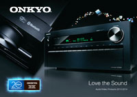 Onkyo Audio Video 2013-2014
