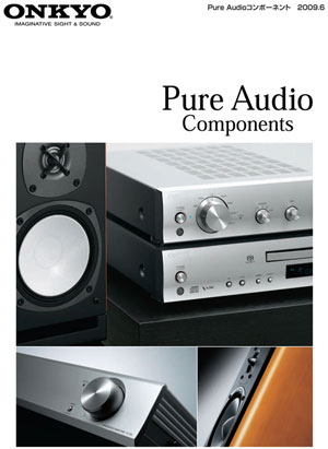 Onkyo Pure Audio Components
