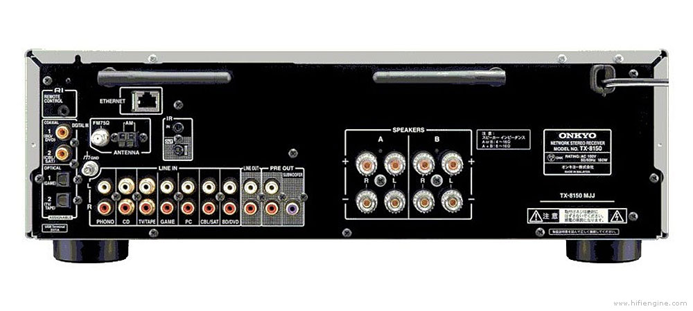 onkyo tx 8150 manual network stereo receiver hifi engine rh hifiengine com onkyo owners manual download onkyo cr-325 owner's manual