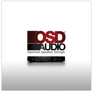 OSD Audio Optimal Speaker Design