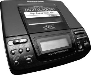 Panasonic RQ-DP7