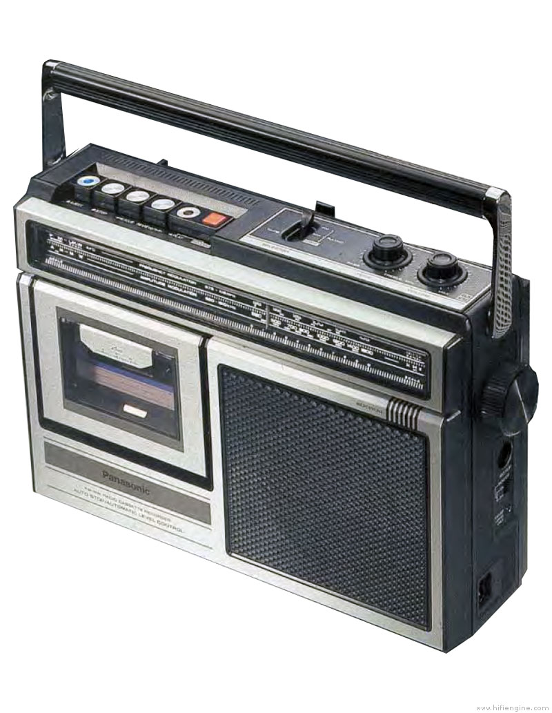 panasonic rx 1450 manual radio cassette recorder. Black Bedroom Furniture Sets. Home Design Ideas