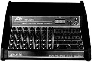 peavey xr 700 manual dual powered mixing console hifi engine rh hifiengine com Peavey XR 400 Mixing Amp Peavey Mixer Amp XR 700s