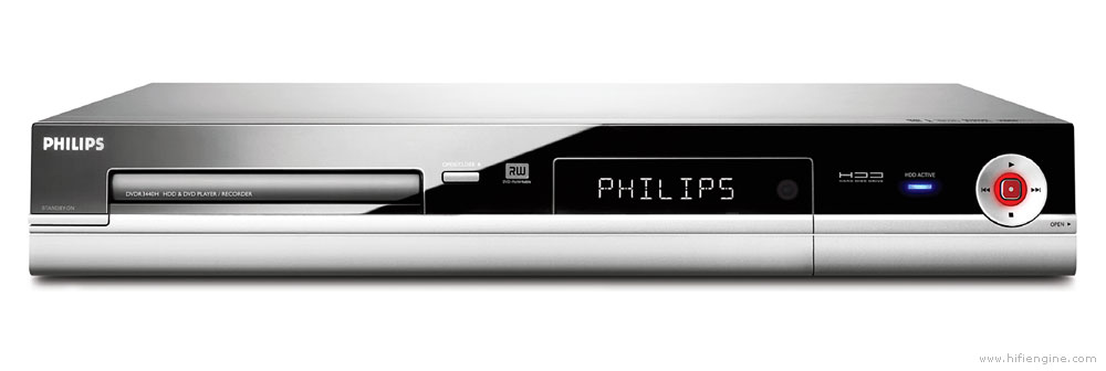 Philips Dvdr3440h - Manual - Hdd Dvd Recorder