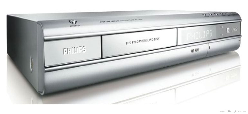 Philips Dvdr520h Hdd Dvd Recorder Manual