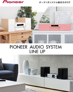 Pioneer Audio System Line Up 2016