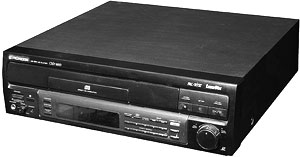 Pioneer CLD-1850