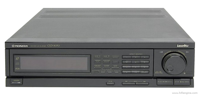 Pioneer Cld 3070 Manual Laser Disc Player Hifi Engine