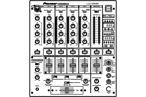 pioneer djm 600 manual dj audio mixer hifi engine rh hifiengine com Pioneer DJM- 500 vs 700 Pioneer DJM 600 Parts