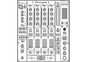pioneer djm 800 manual dj audio mixer hifi engine rh hifiengine com DJM- 2000 Pioneer DJM Mixer
