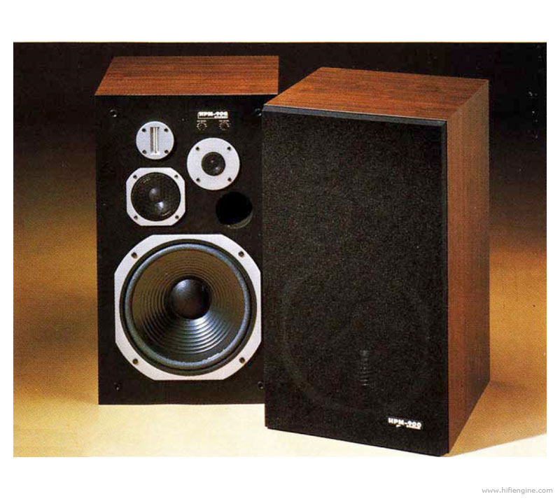pioneer hpm 900 manual 4 way 4 speaker bass reflex. Black Bedroom Furniture Sets. Home Design Ideas