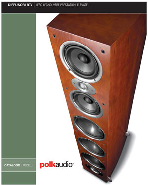 Polk Audio RTi Series