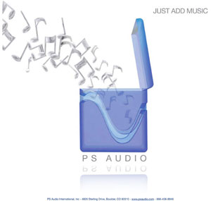 PS Audio Just Add Music
