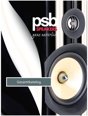 PSB Speakers Complete Range