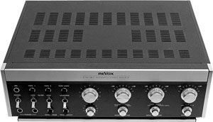 revox b750 manual stereo integrated amplifier hifi engine. Black Bedroom Furniture Sets. Home Design Ideas