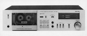 Rotel RD-700