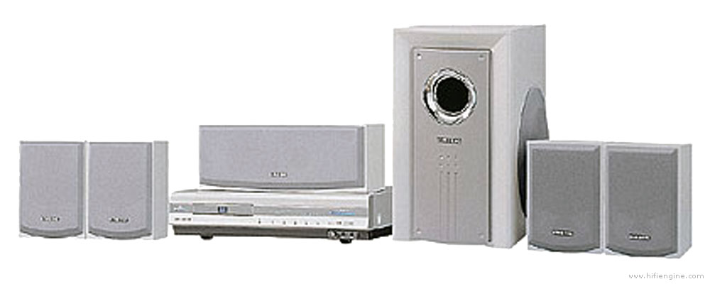 Samsung Ht-dl200 - Manual - Dvd Home Theater System
