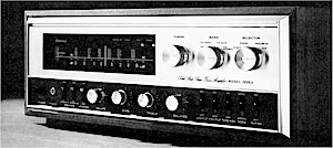 Sansui 3000A - Manual - Stereo Tuner Amplifier - HiFi Engine