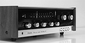 Sansui 310 Manual Stereo Receiver Hifi Engine
