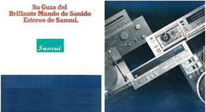 Sansui Stereo Sound Guide