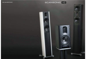 Scansonic Loudspeakers