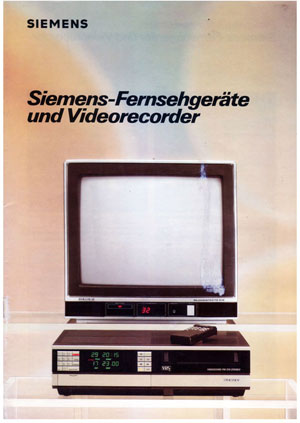 Siemens TV and Video