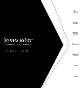 Sonus Faber Collections 2014