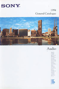 Sony Audio 1994