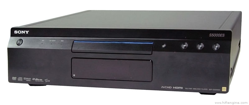 sony bdp-s5000es - manual - blu-ray disc player