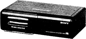 sony cdx a55 manual mobile cd changer hifi engine sony cdx a55