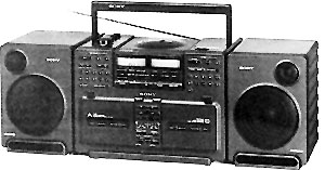 Sony CFD-770
