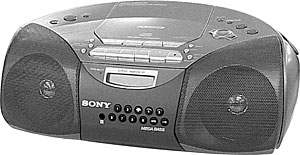 Sony CFD-S20