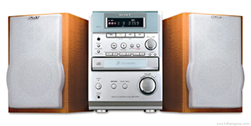 Sony Cmt-ep707 - Manual