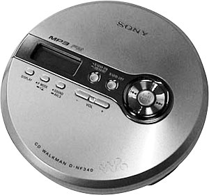 Sony D-NF340