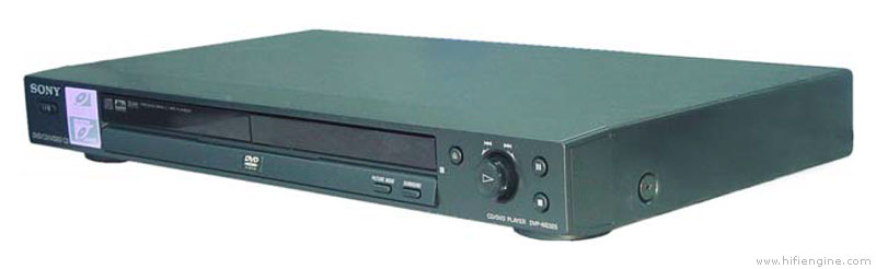 sony 5 disc dvd player manual