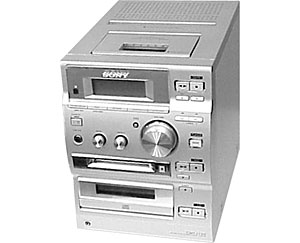 Sony Cmt-cp500 - Manual