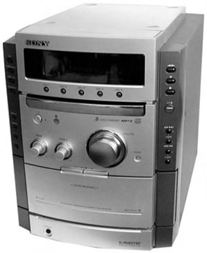 Sony Cmt-cpx22 - Manual