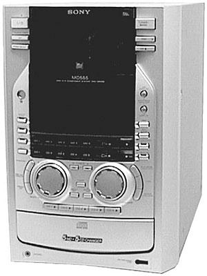 Sony DHC-MD555