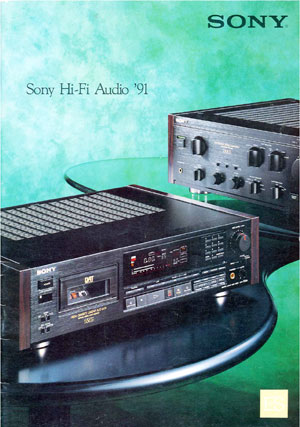 Sony HiFi Audio