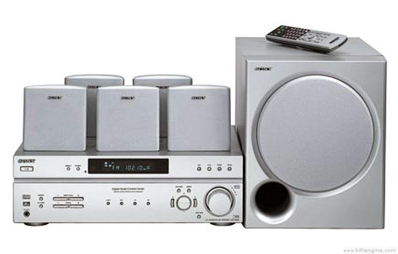 Sony Ht Ddw Home Theater System