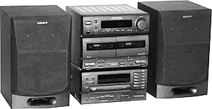 Sony Mhc-1750 - Manual - Mini Hifi Component System