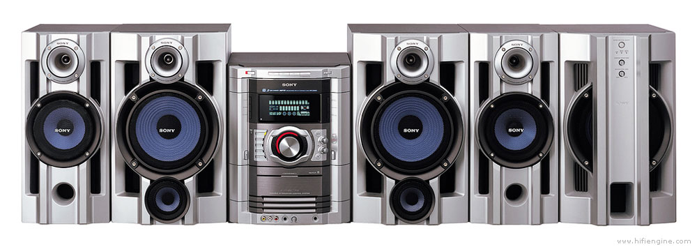 Sony Mhc-gn880 - Manual